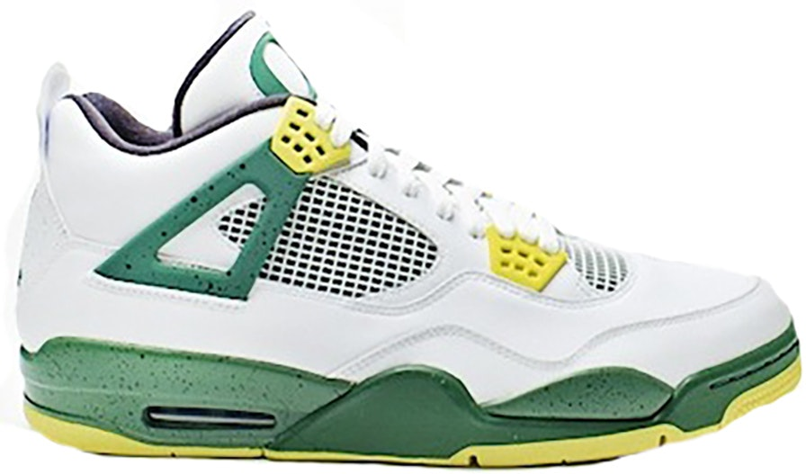 Discount Nike Jordan 4 Cheap sale Oregon Ducks