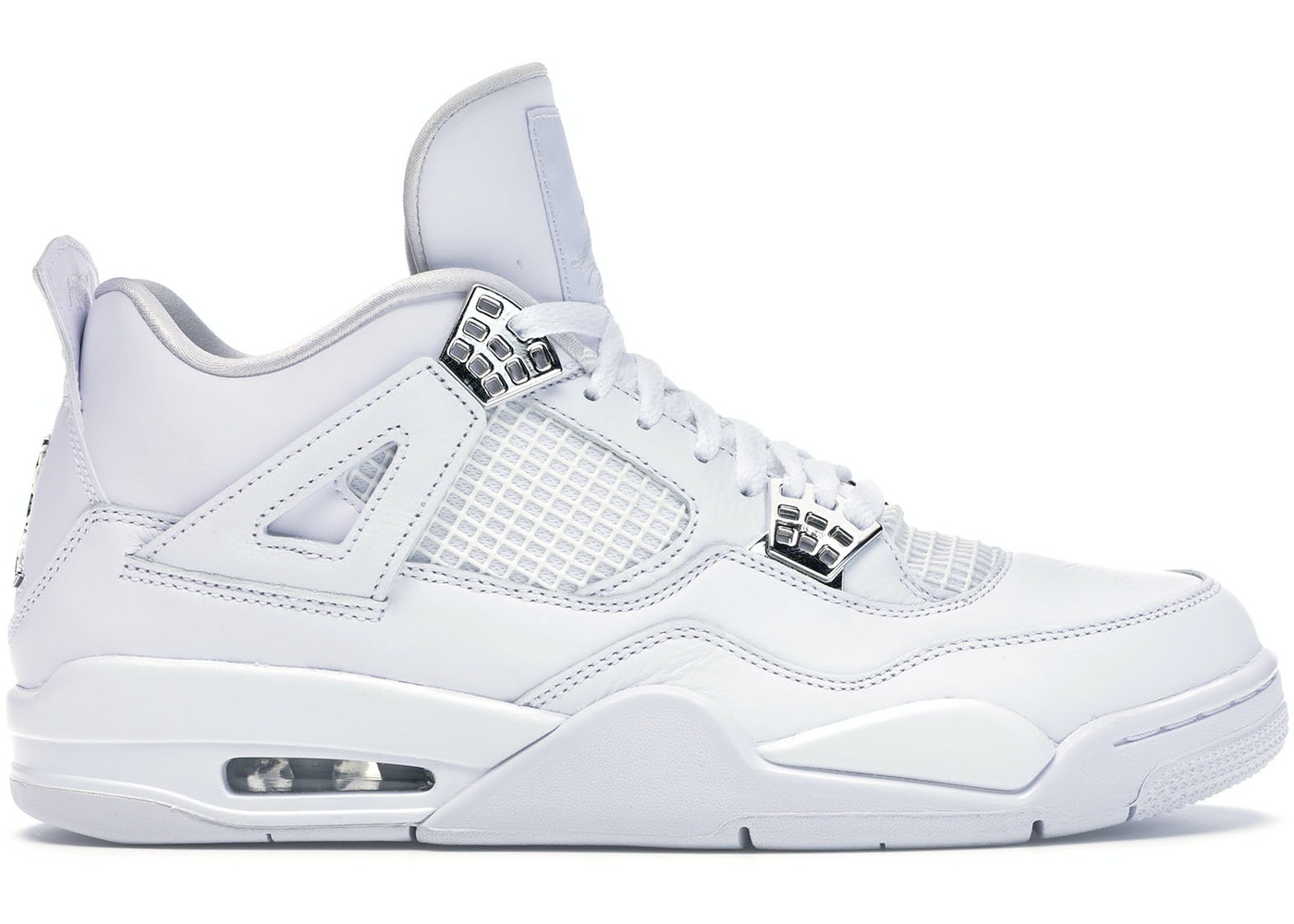 210c1f1d7150 Jordan 4 Retro Pure Money (2017) - 308497-100