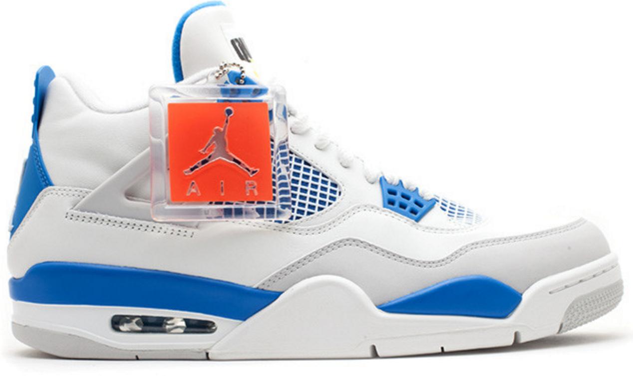 Jordan 4 Retro Quai 54