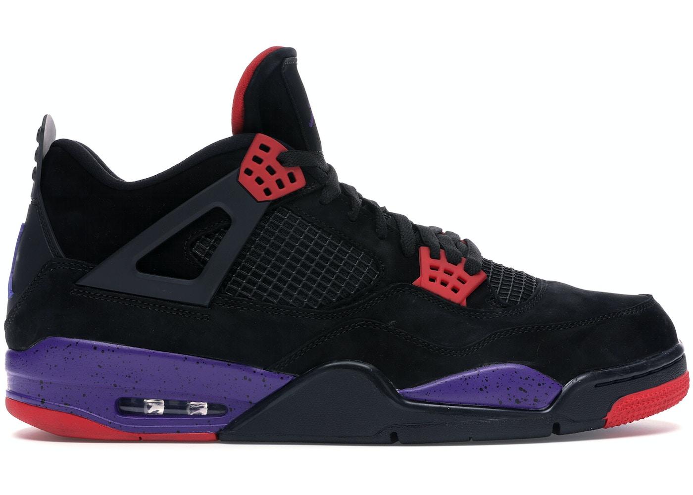 best sneakers d211c 08ec0 Jordan 4 Retro Raptors Drake OVO (2019)