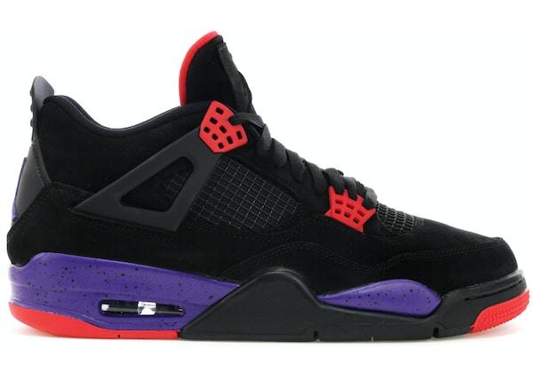 da4bd9a5d236 Jordan 4 Retro Raptors - AQ3816-065