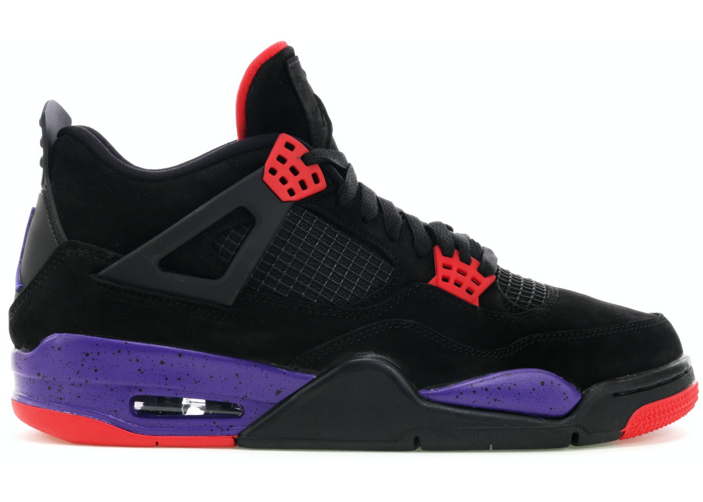 big sale 6a811 960cf Jordan 4 Retro Raptors - AQ3816-065