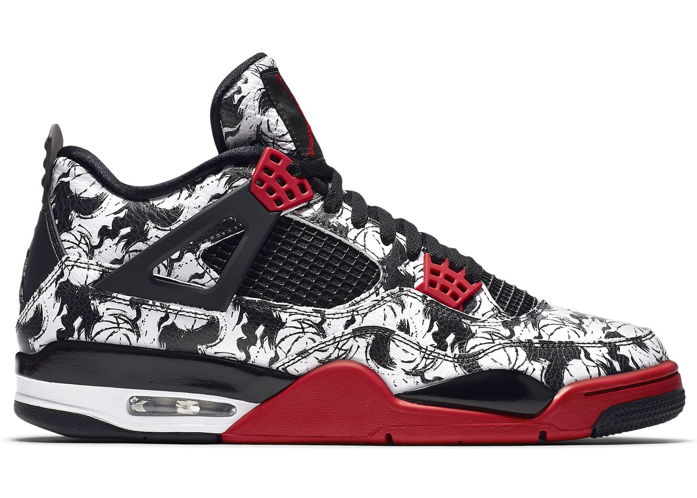 buy online 507d6 f5428 Jordan 4 Retro Tattoo (2018) - BQ0897-006