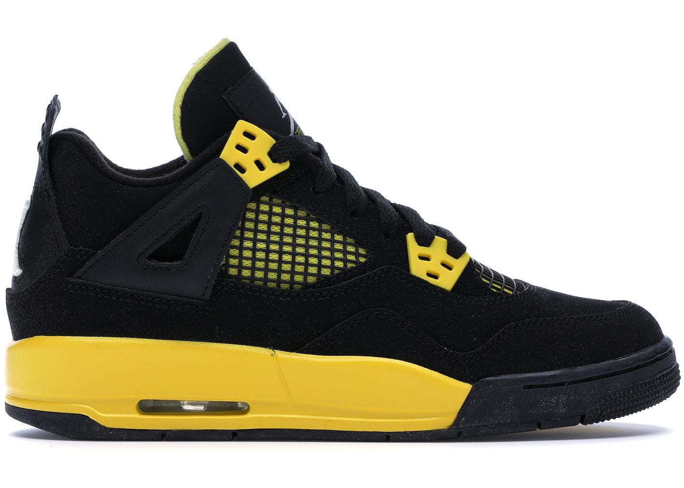quality design ef4c8 d7f74 Air Jordan 4 Shoes - Price Premium