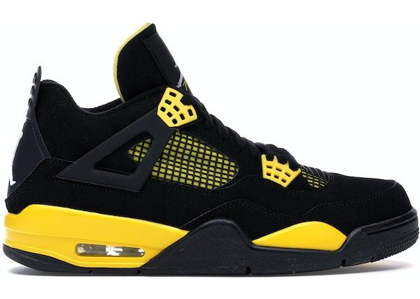 Jordan 4 Retro Thunder (2012) - 308497-008 3c13f87b7