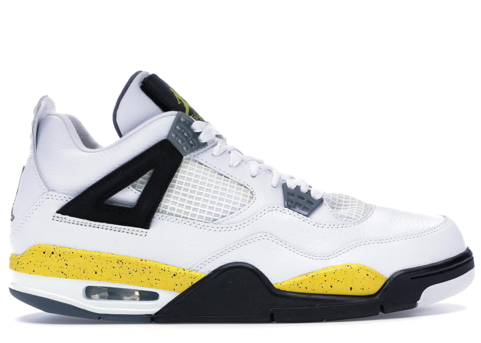 Jordan 4 Retro Tour Yellow / Rare Air