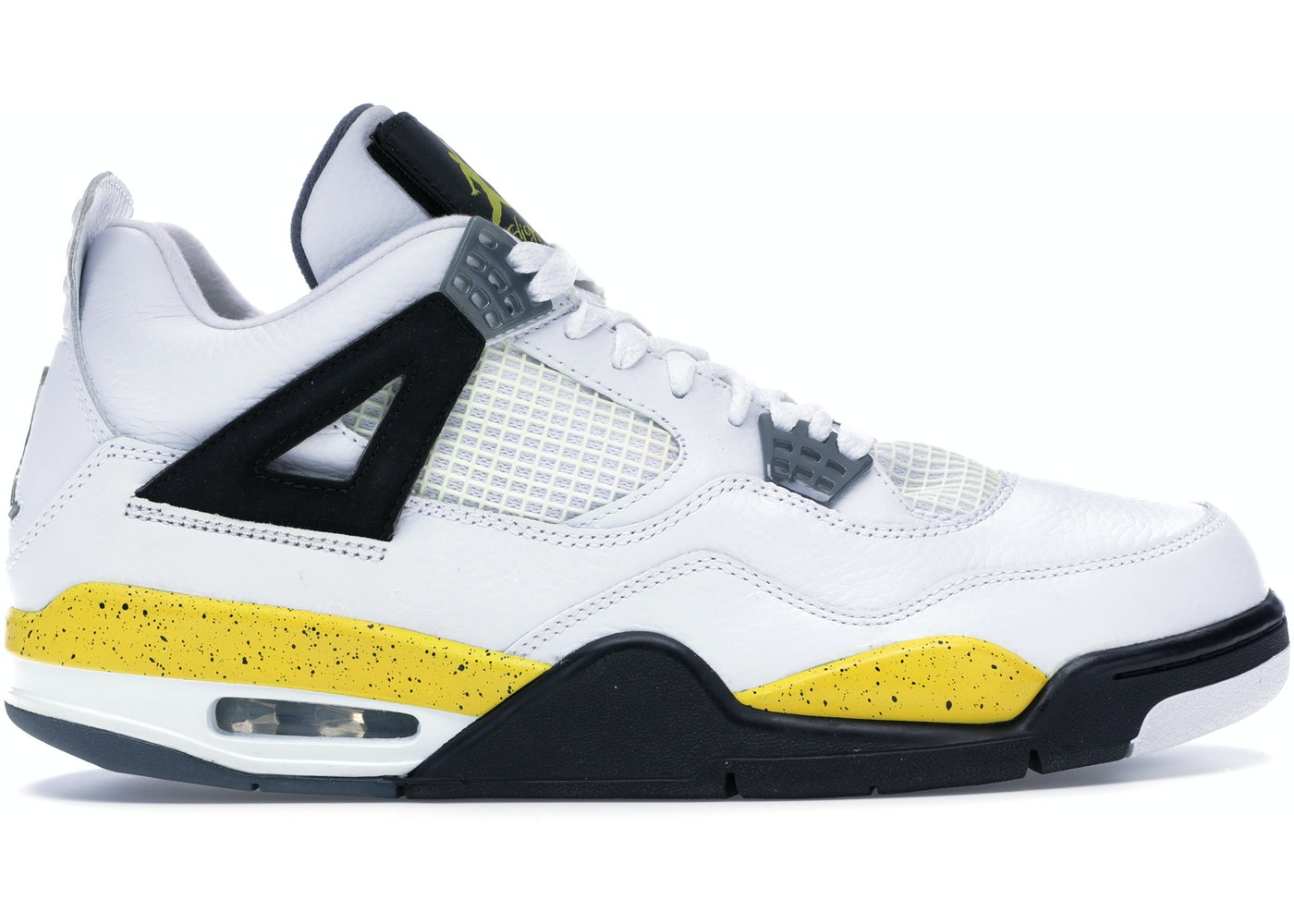 4ebdad711f75 Jordan 4 Retro Tour Yellow   Rare Air - 314254-171