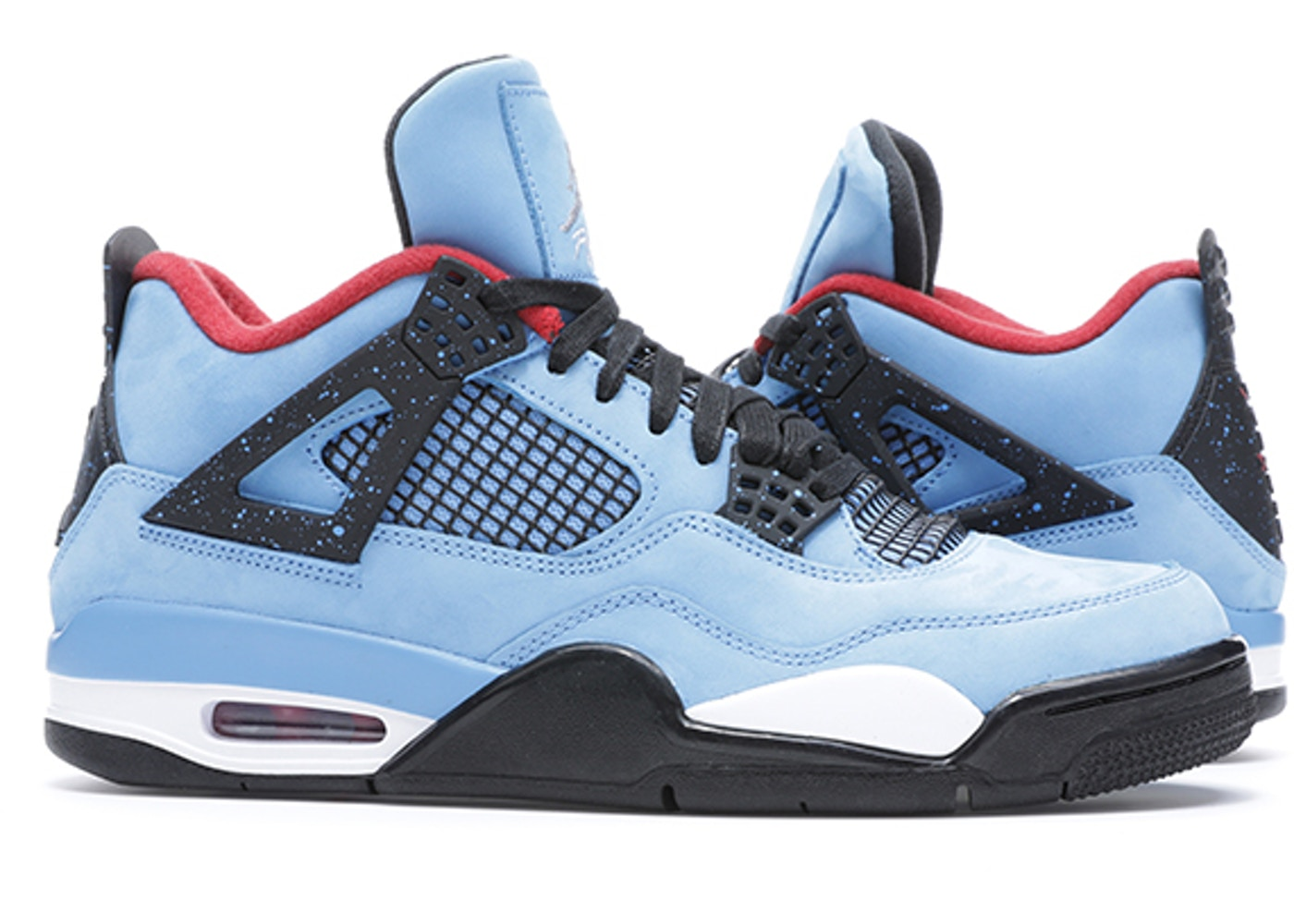 709ea7f3b1cd Jordan 4 Retro Travis Scott Cactus Jack - 308497-406