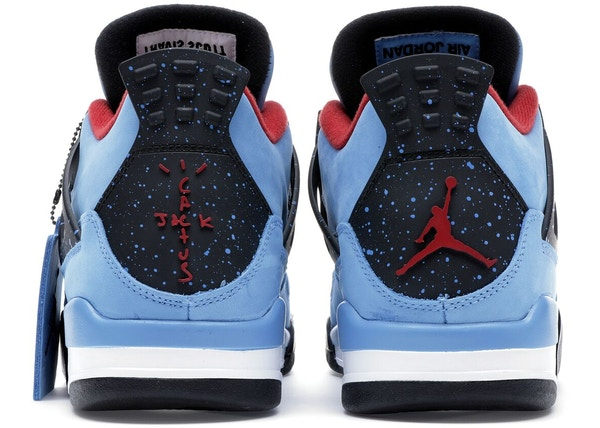 on sale 6c4ad 28bad Jordan 4 Retro Travis Scott Cactus Jack - 308497-406
