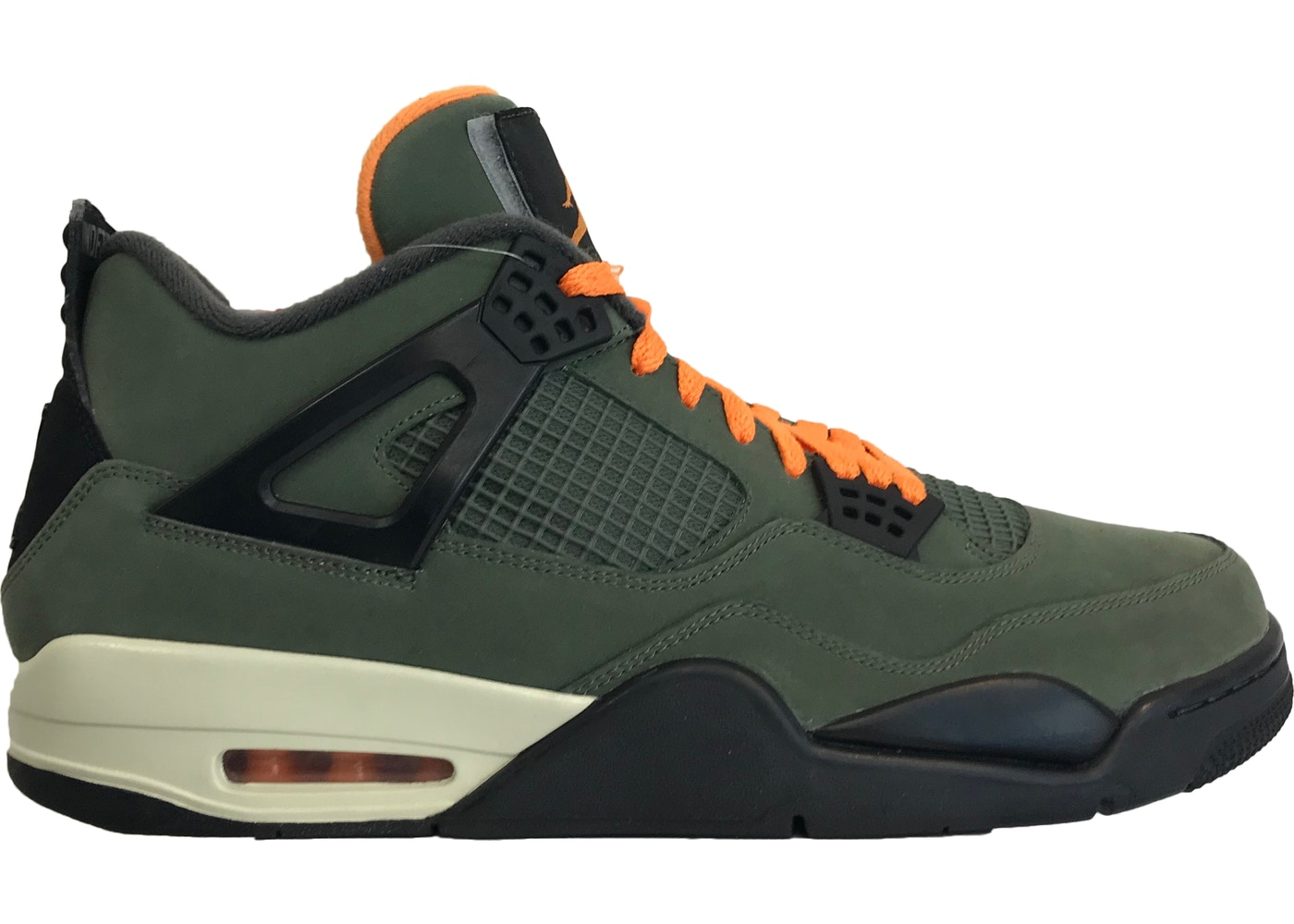 best website 3f89d 3953a Jordan 4 Retro UNDFTD (2018 Sample)