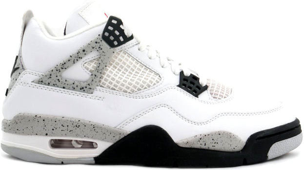 4 Retro White Cement (1999)