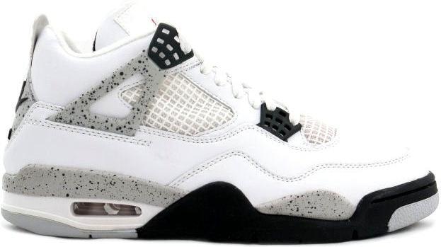 Jordan 4 Retro White Cement (1999)