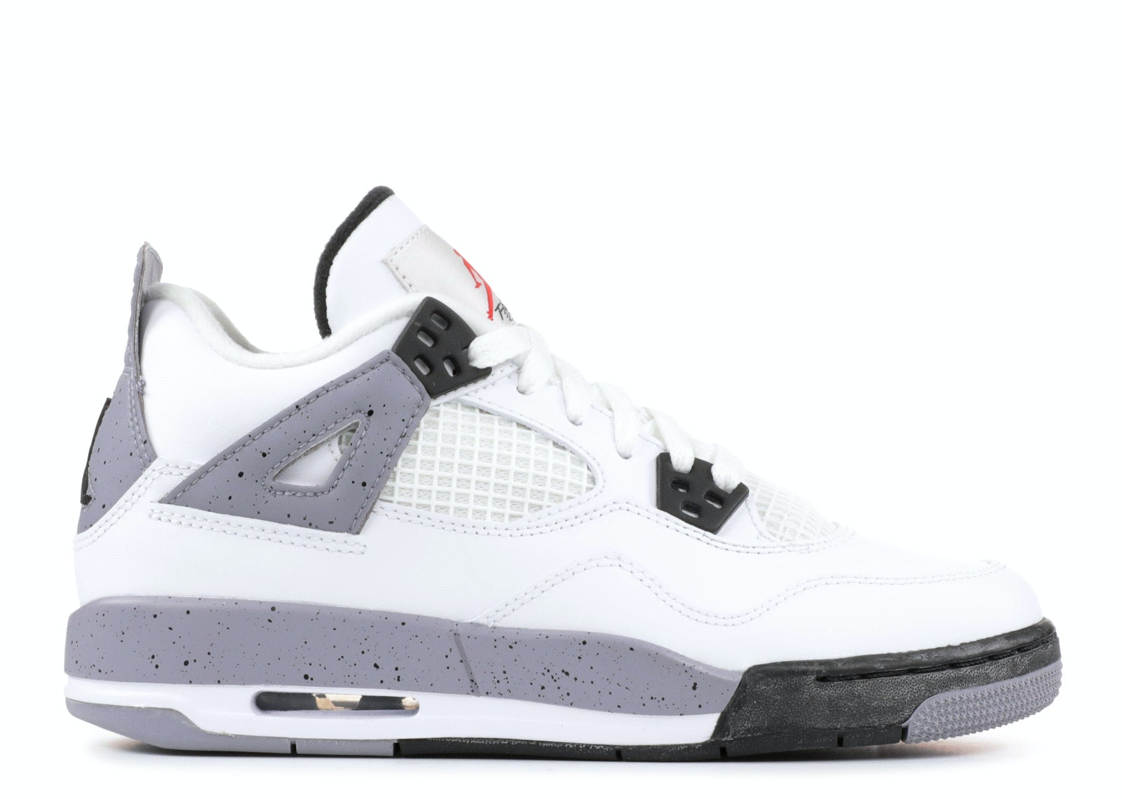 Jordan 4 Retro White Cement 2012 (GS)