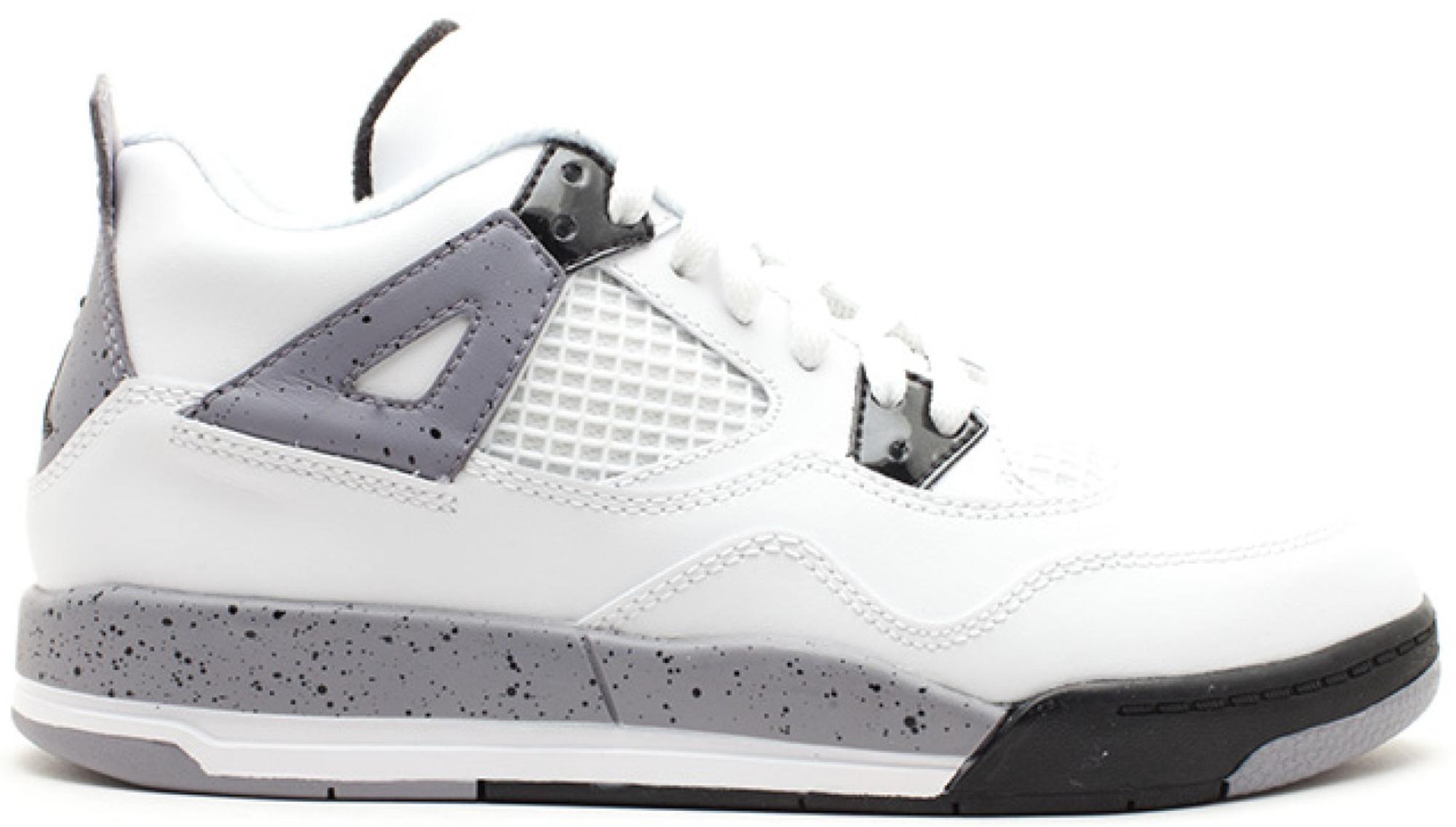 Jordan 4 Retro White Cement 2012 (PS