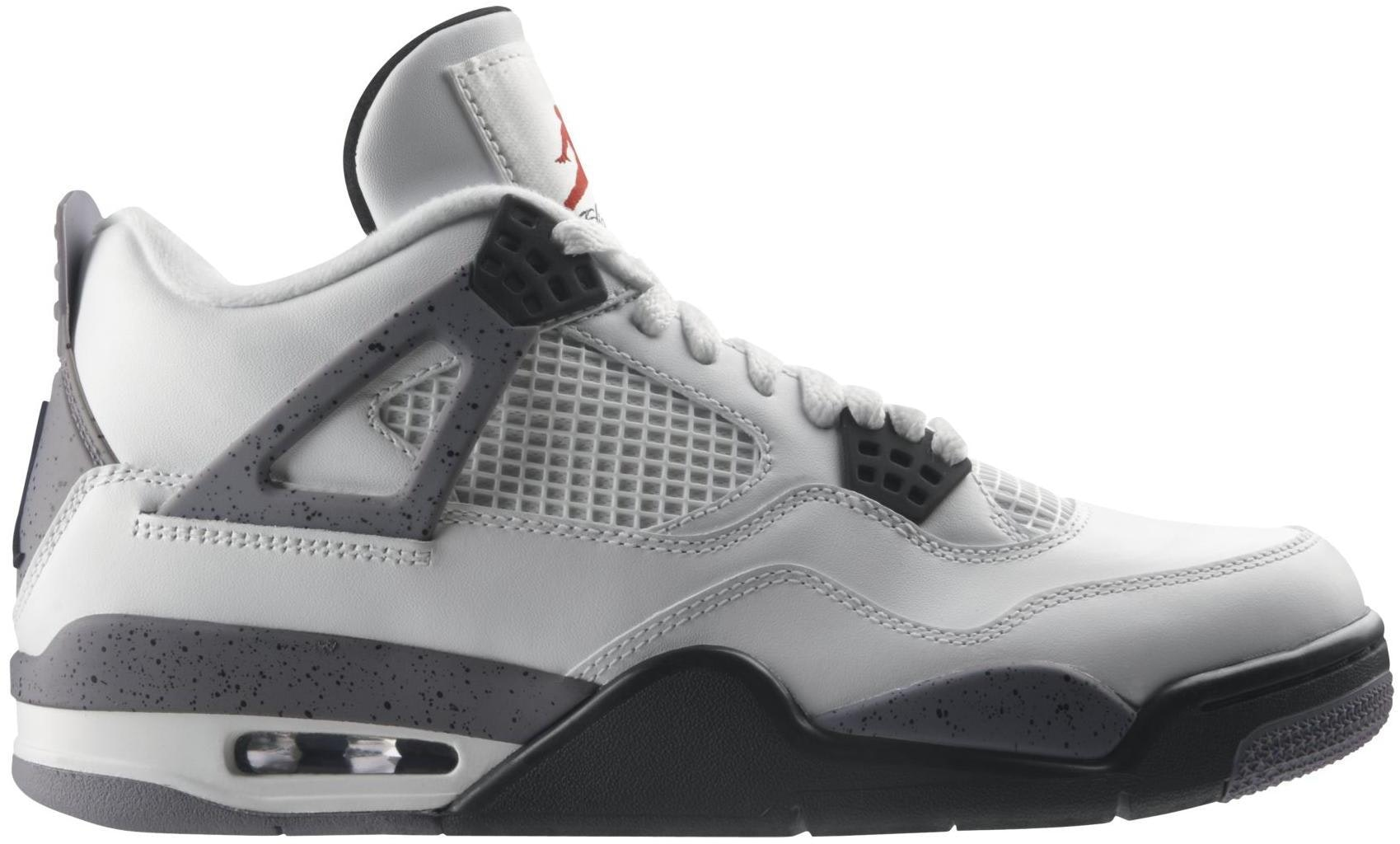 Jordan 4 Retro White Cement (2012)