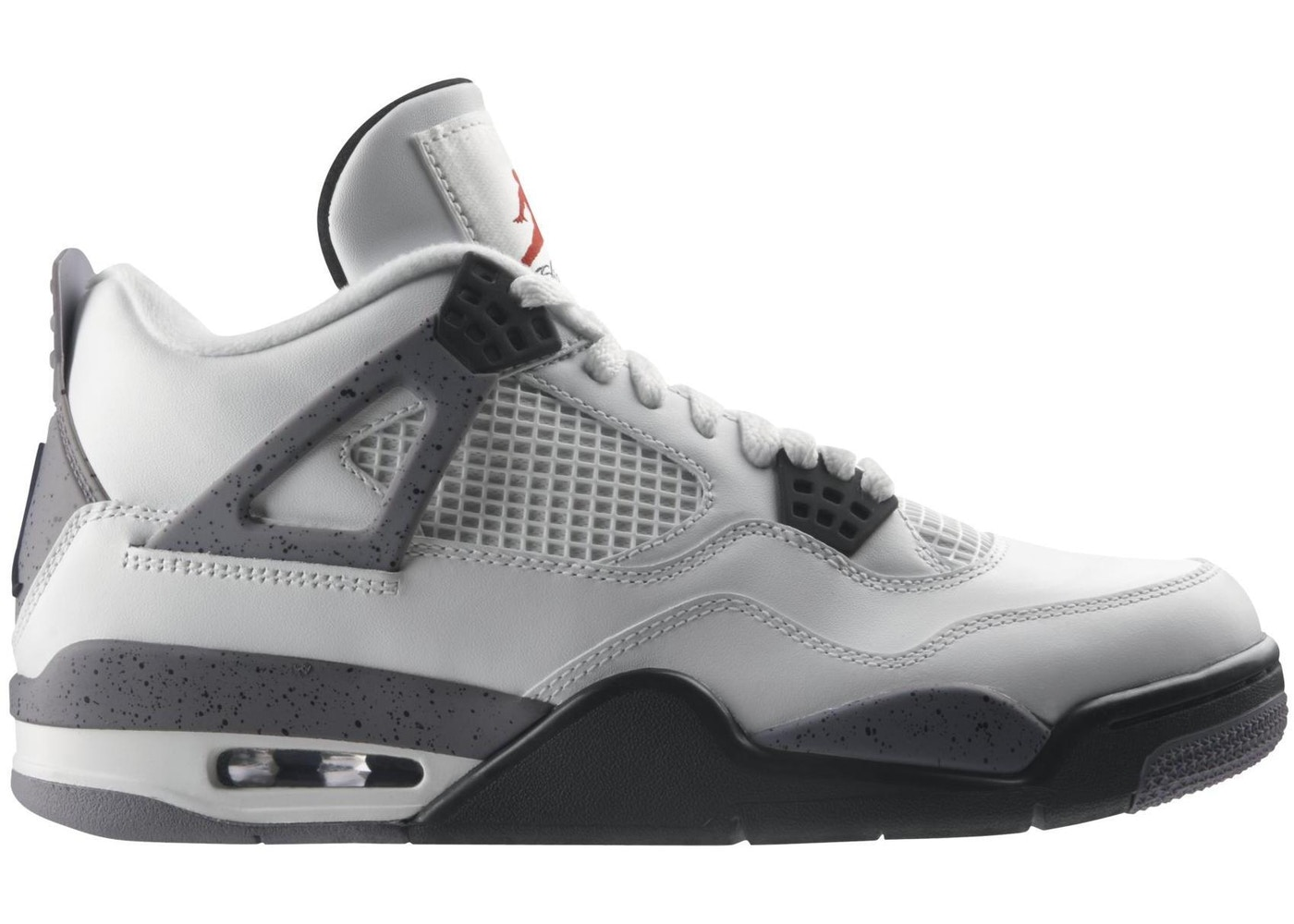e8257b46128c1 Jordan 4 Retro White Cement (2012) - 308497-103