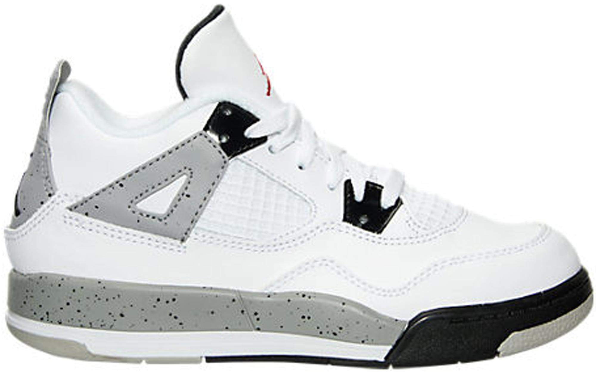 Jordan 4 Retro White Cement 2016 (PS)