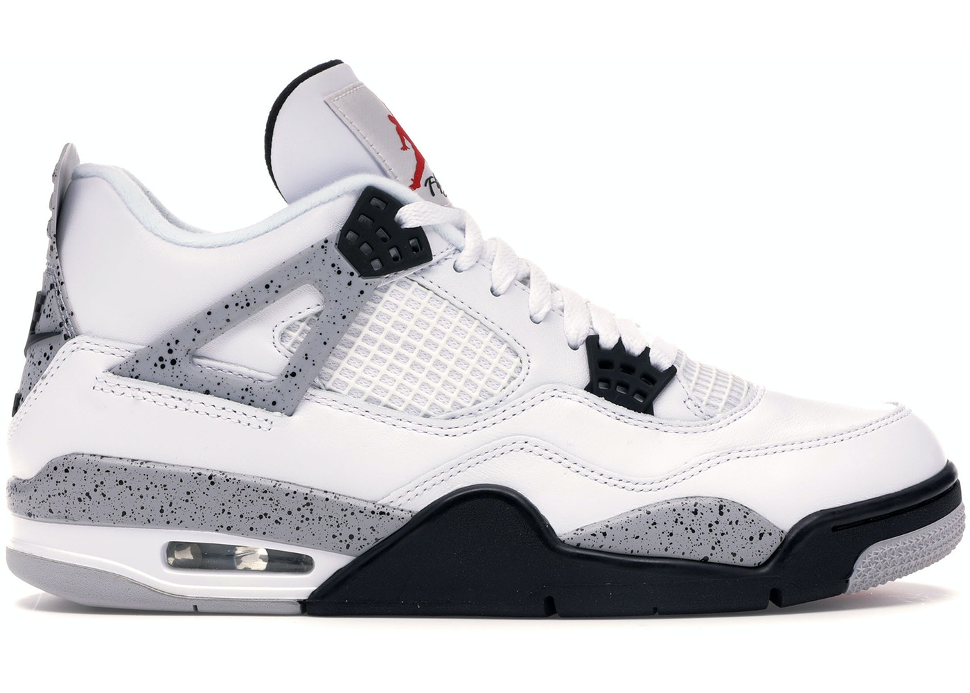 half off f191f 6570a Jordan 4 Retro White Cement (2016)