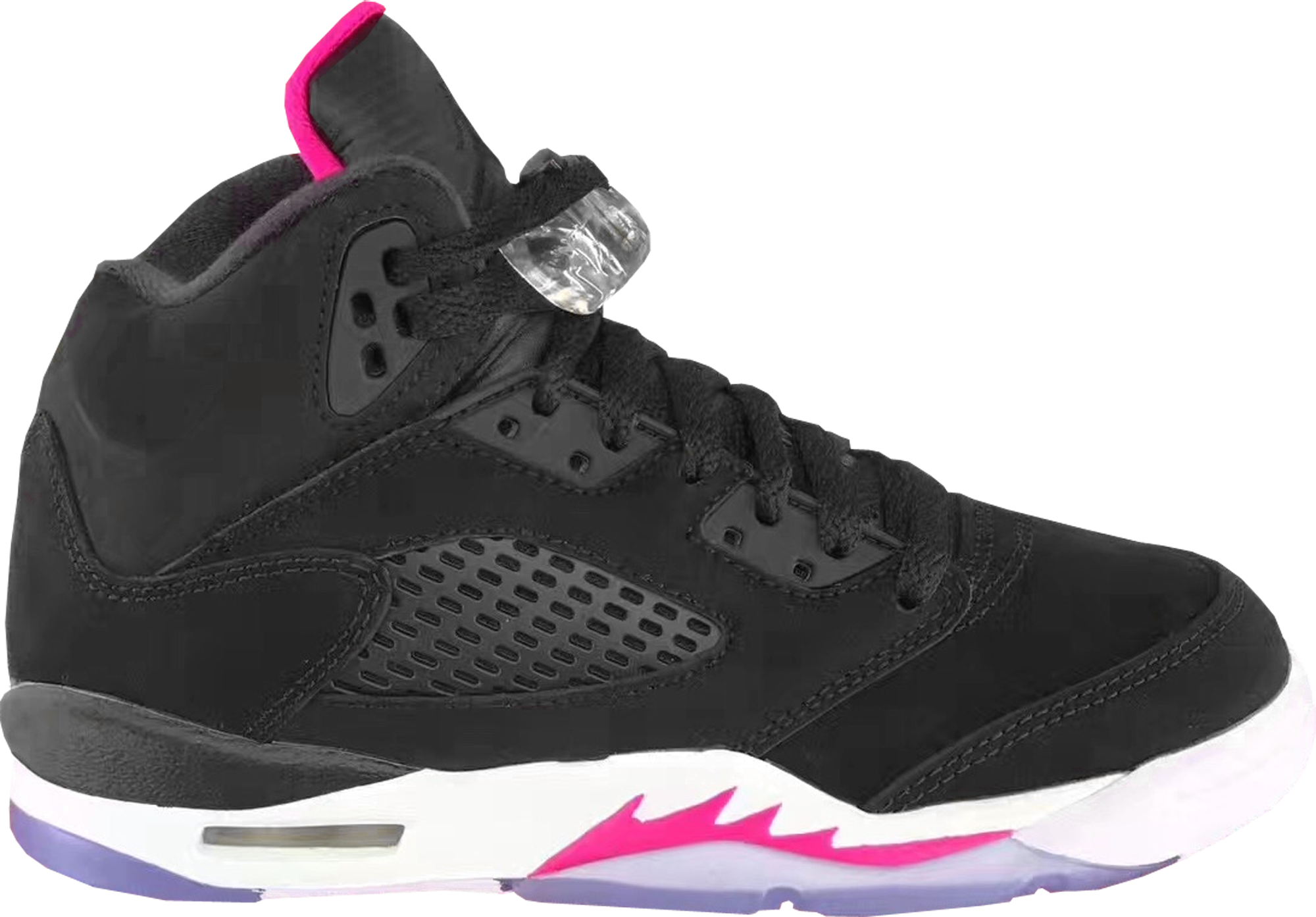 399cf44e08d801 Silver Red And Pink Jordan 5s