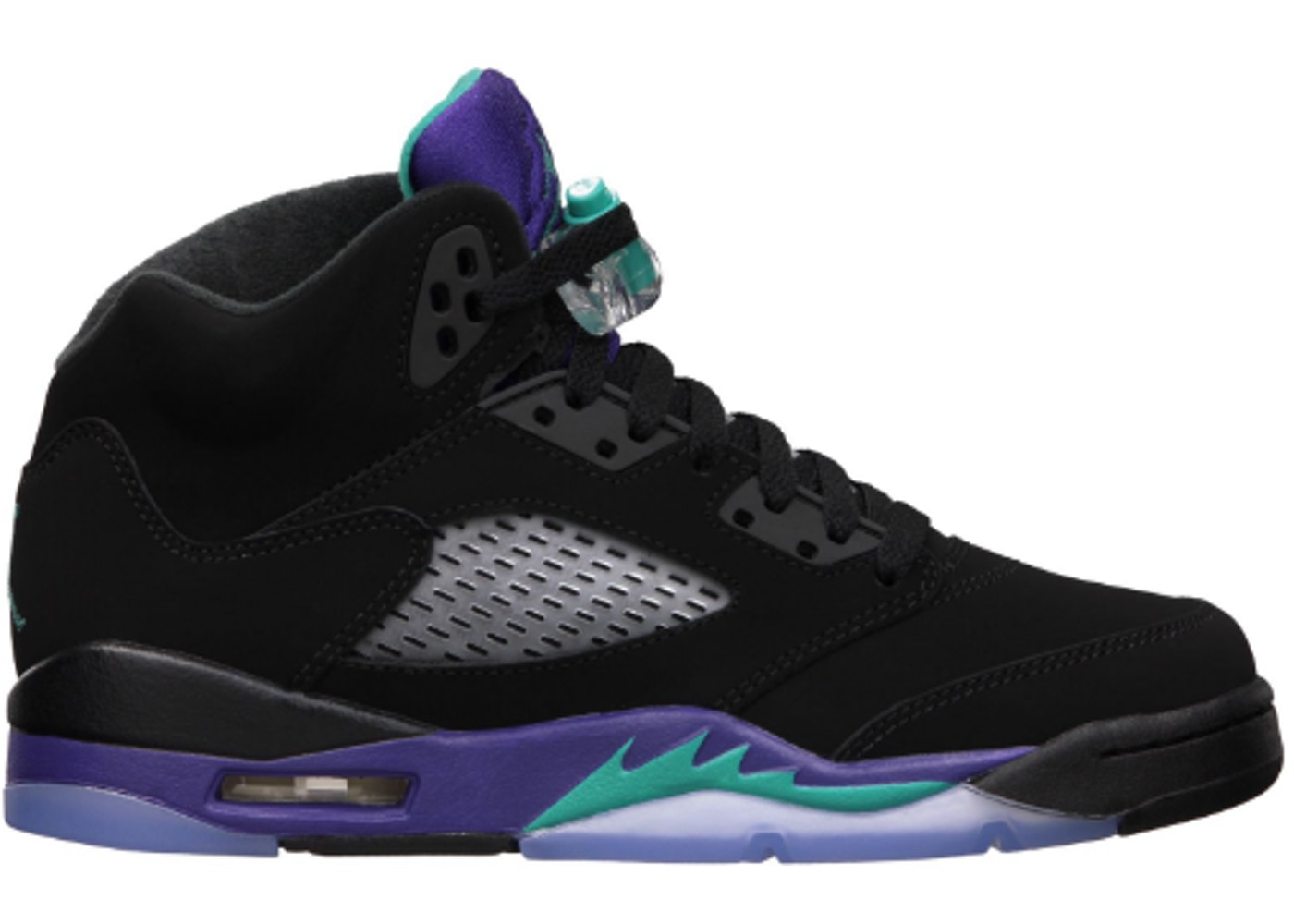 newest 4ea5e 3097f Jordan 5 Retro Black Grape 2013 (GS) - 440888-007