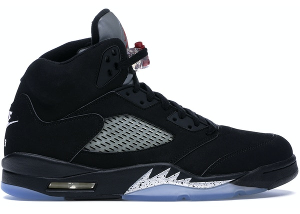 promo code 5be98 0469d Jordan 5 Retro Black Metallic (2016)