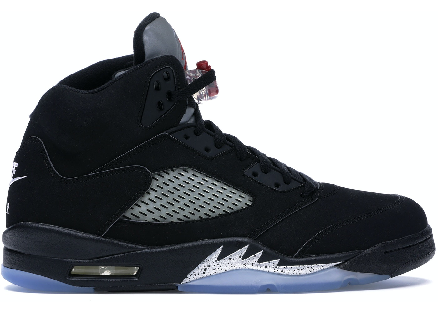 3207f71a Jordan 5 Retro Black Metallic (2016) - 845035-003