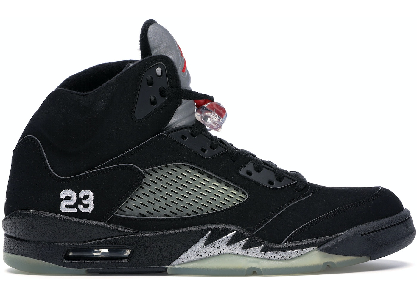 50e8507c1ab80c Jordan 5 Retro Black Metallic (2007) - 136027-004
