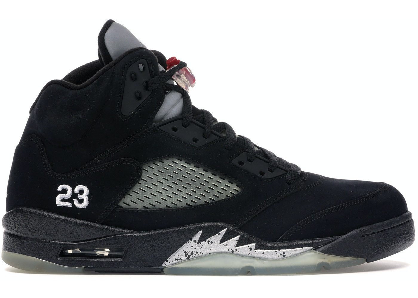 check out f1cf9 a5ea1 Jordan 5 Retro Black Metallic (2011)