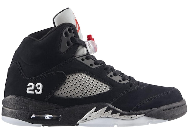 check out 79c68 32bcc Jordan 5 Retro Black Metallic (2011)