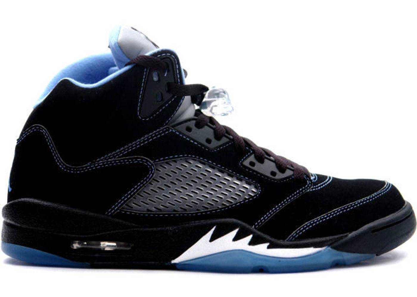 f0c8f6753a3 Jordan 5 Retro Black University Blue