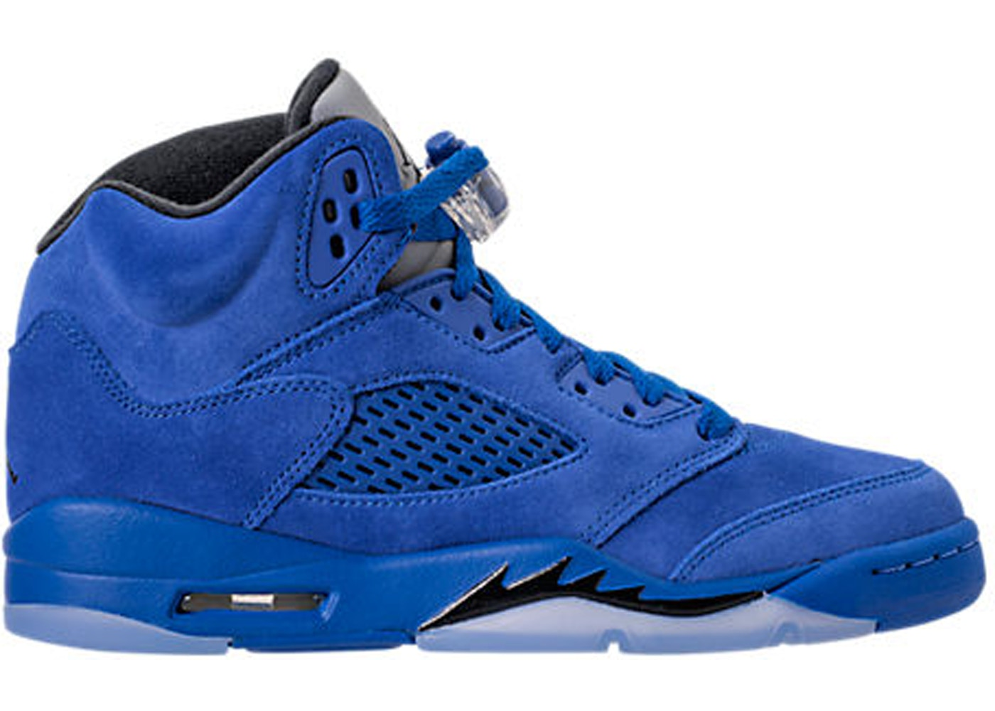 new style 78136 c19e5 Sell. or Ask. Size  7Y. View All Bids. Jordan 5 Retro Blue Suede ...