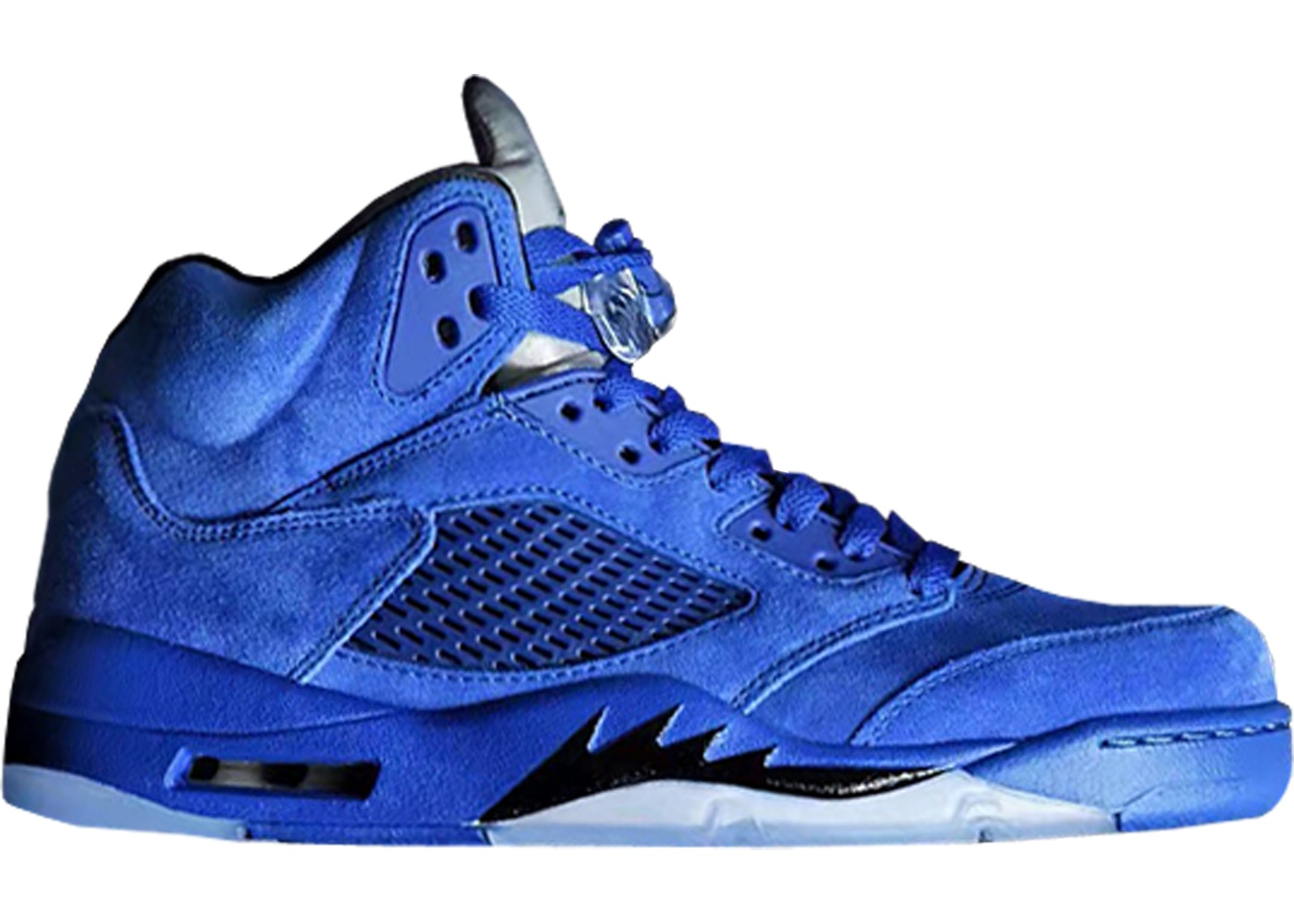jordan 5 retro blue suede 136027 401