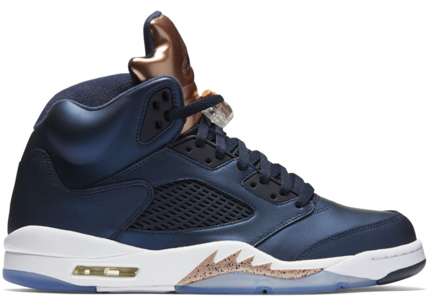 sports shoes b650d ee6af Jordan 5 Retro Bronze - 136027-416