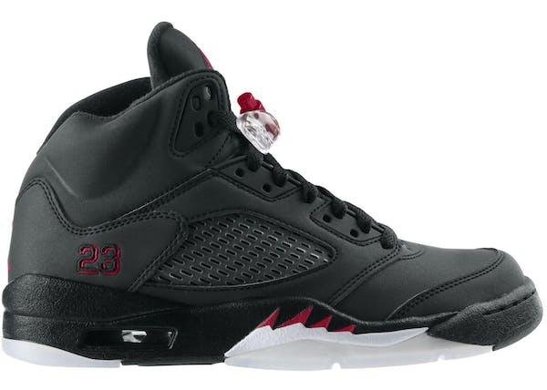 42a46f47b45 ... Air Jordan 5 Retro DMP Raging Bull 3M Black ...