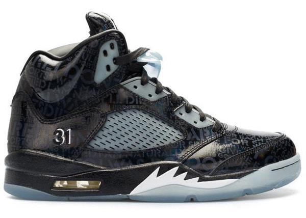 detailed pictures 8484b 95433 Jordan 5 Retro Doernbecher