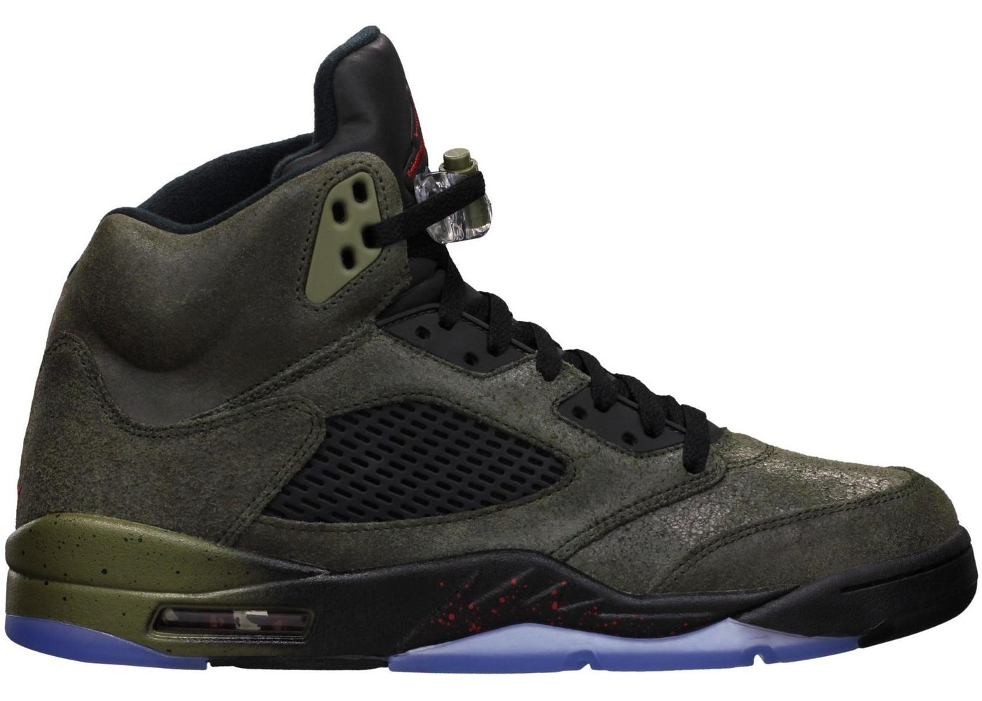 e1510eb5a236b9 Jordan 5 Retro Fear Pack - 626971-350
