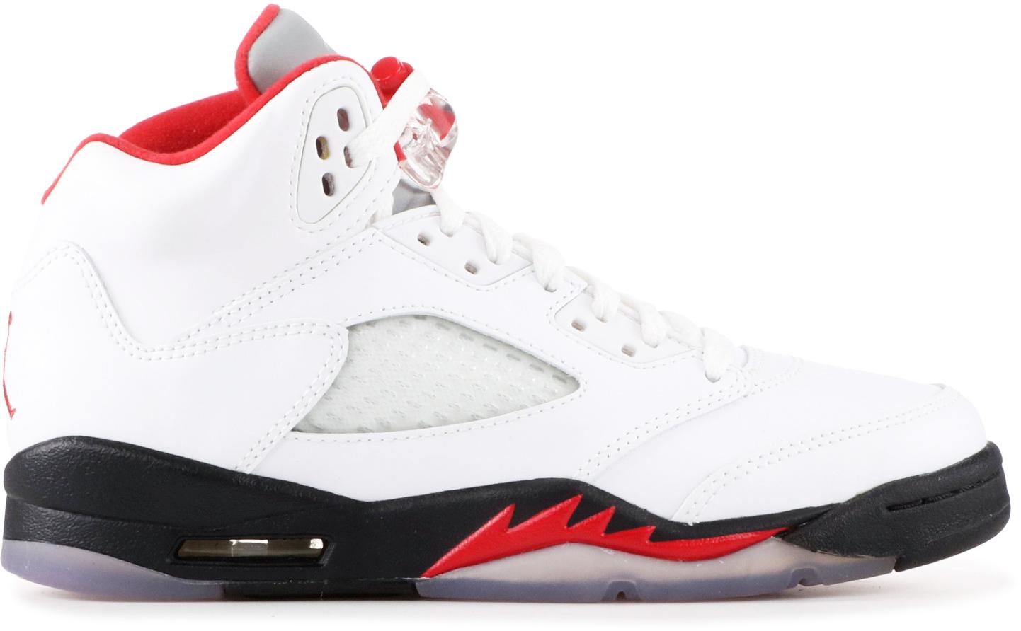 Jordan 5 Retro Fire Red 2013 (GS