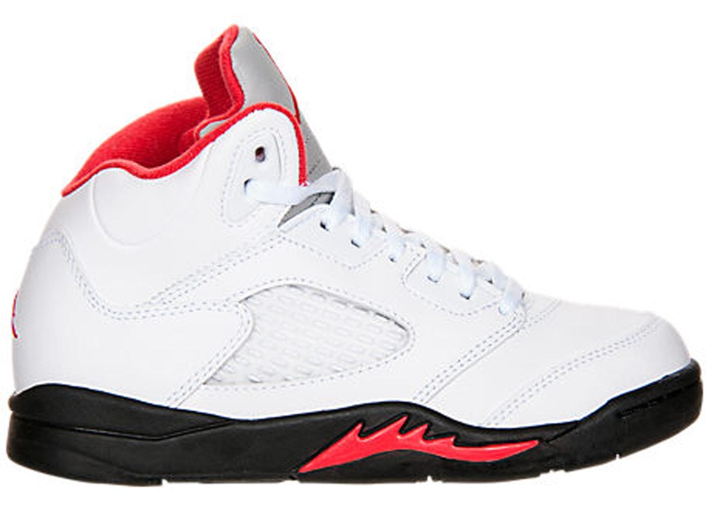 super popular e2acc 42740 Jordan 5 Retro Fire Red 2013 (PS)