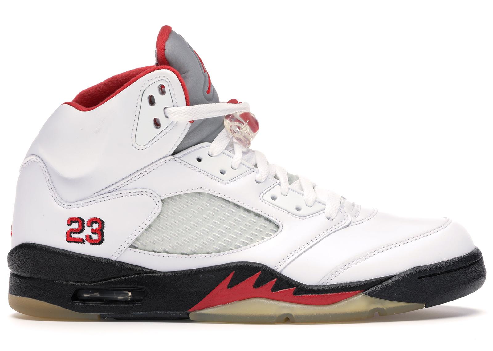 Jordan 5 Retro Fire Red CDP (2008