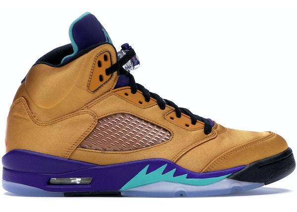 9321f9bdd47 Air Jordan 5 Shoes - Average Sale Price