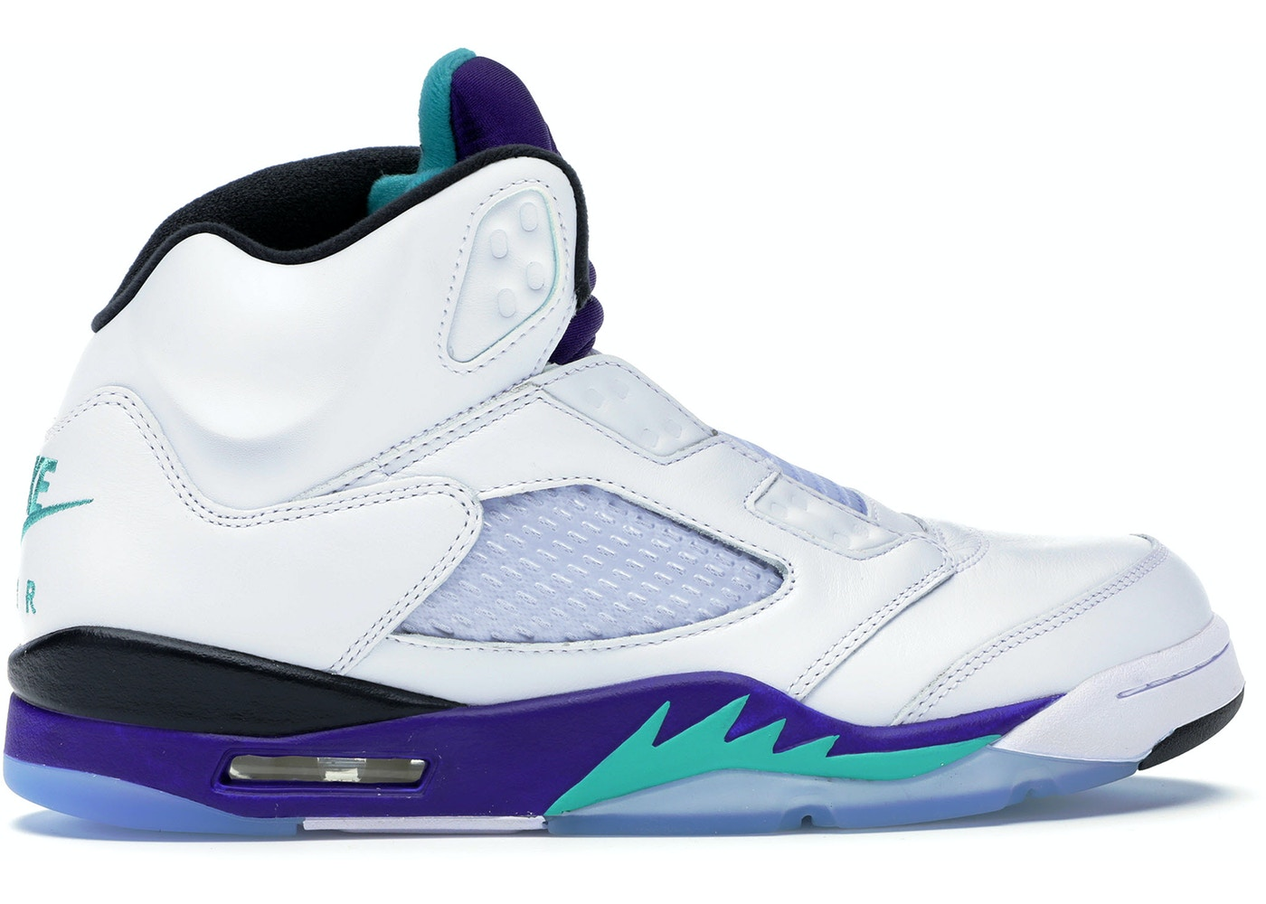 new concept b6ee0 96b34 Jordan 5 Retro Grape Fresh Prince