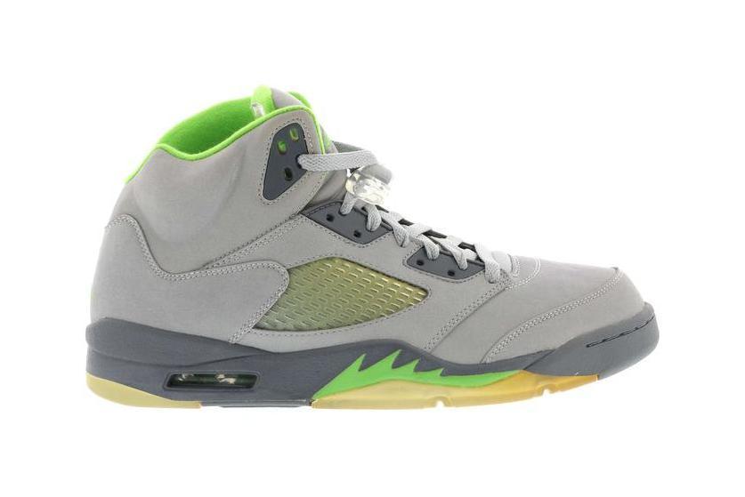 Jordan 5 Retro Green Bean - 136027-031