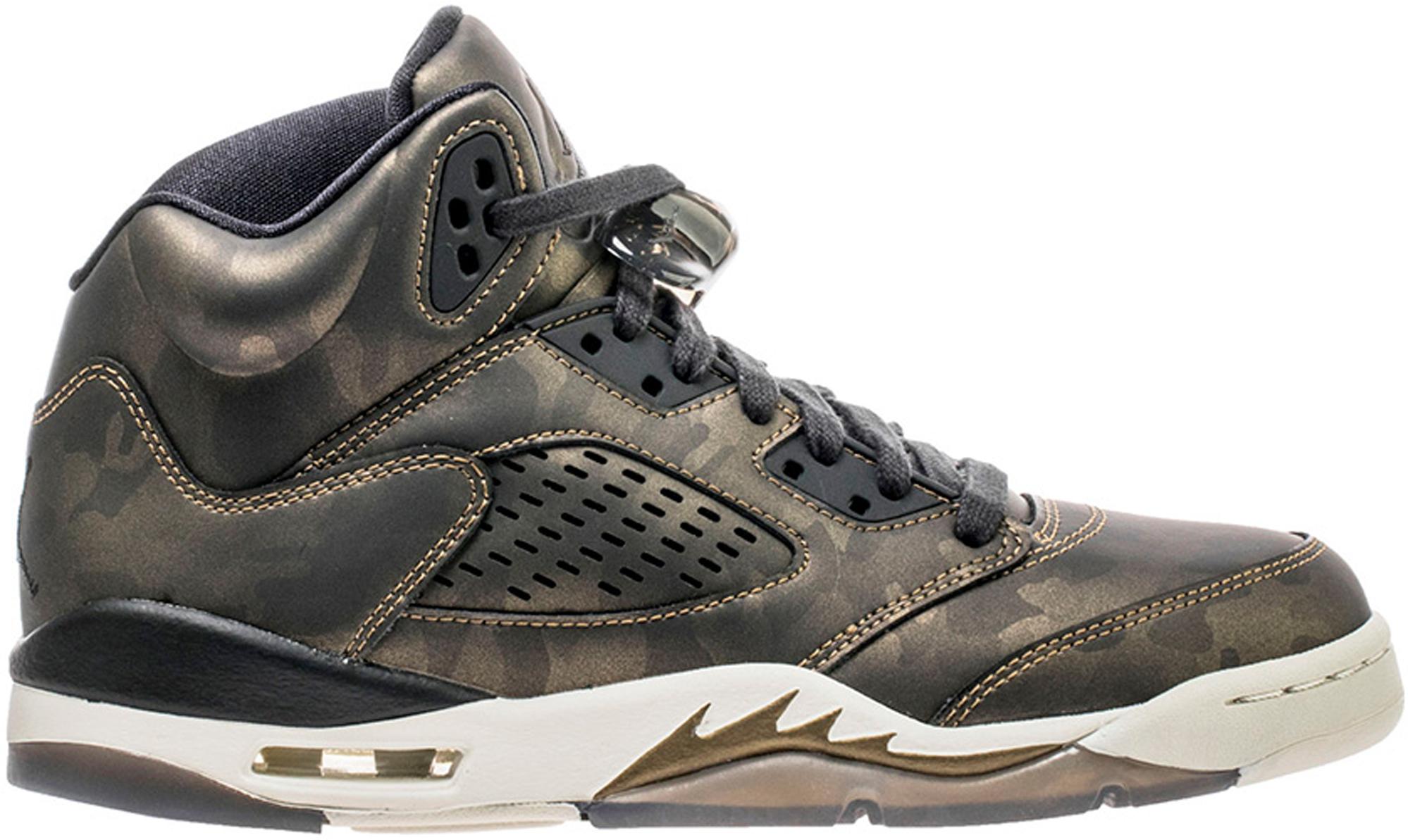 Jordan 5 Retro Heiress Camo (GS)