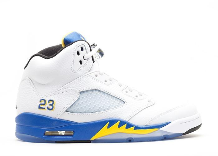 Jordan 5 Retro Laney (2013)