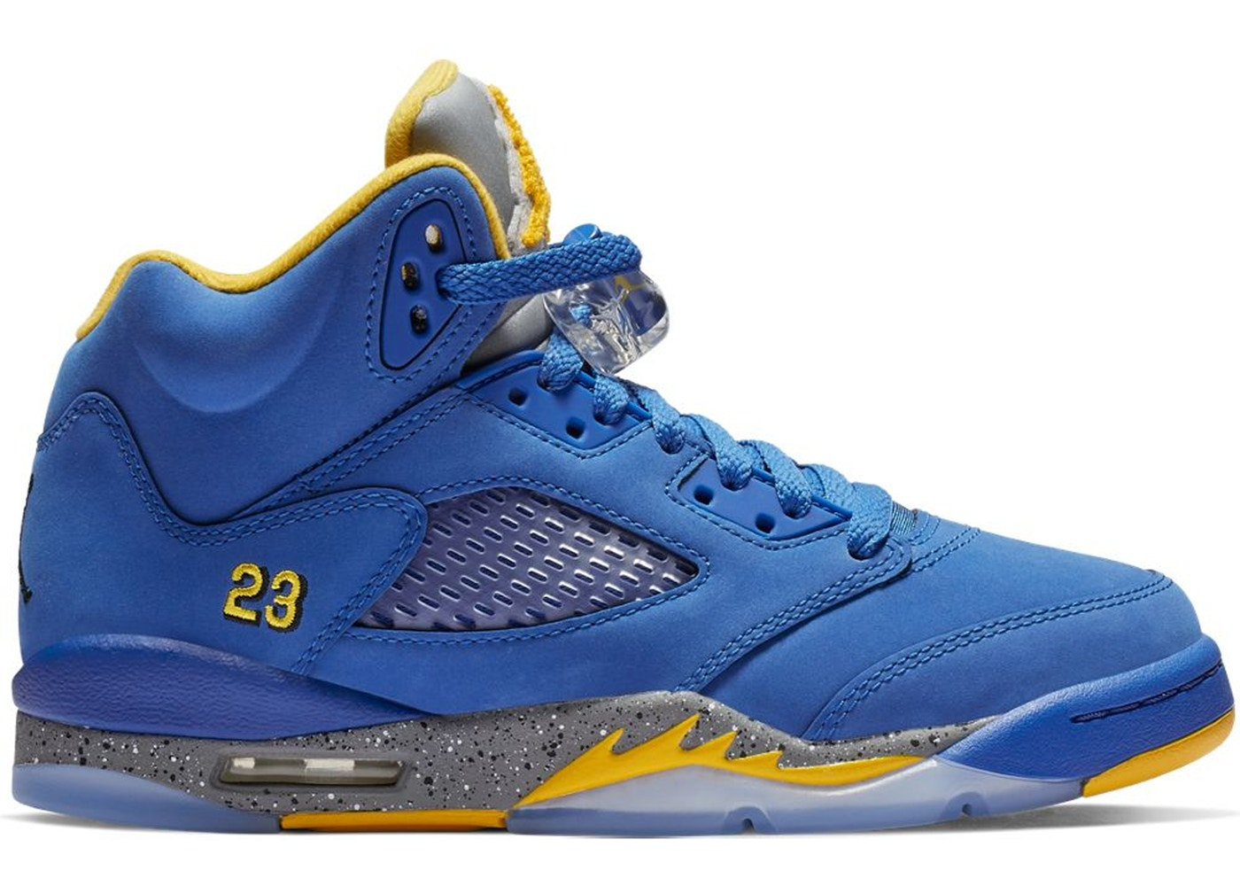 Jordan 5 Retro Laney Varsity Royal (GS) - CI3287-400 45fa90773