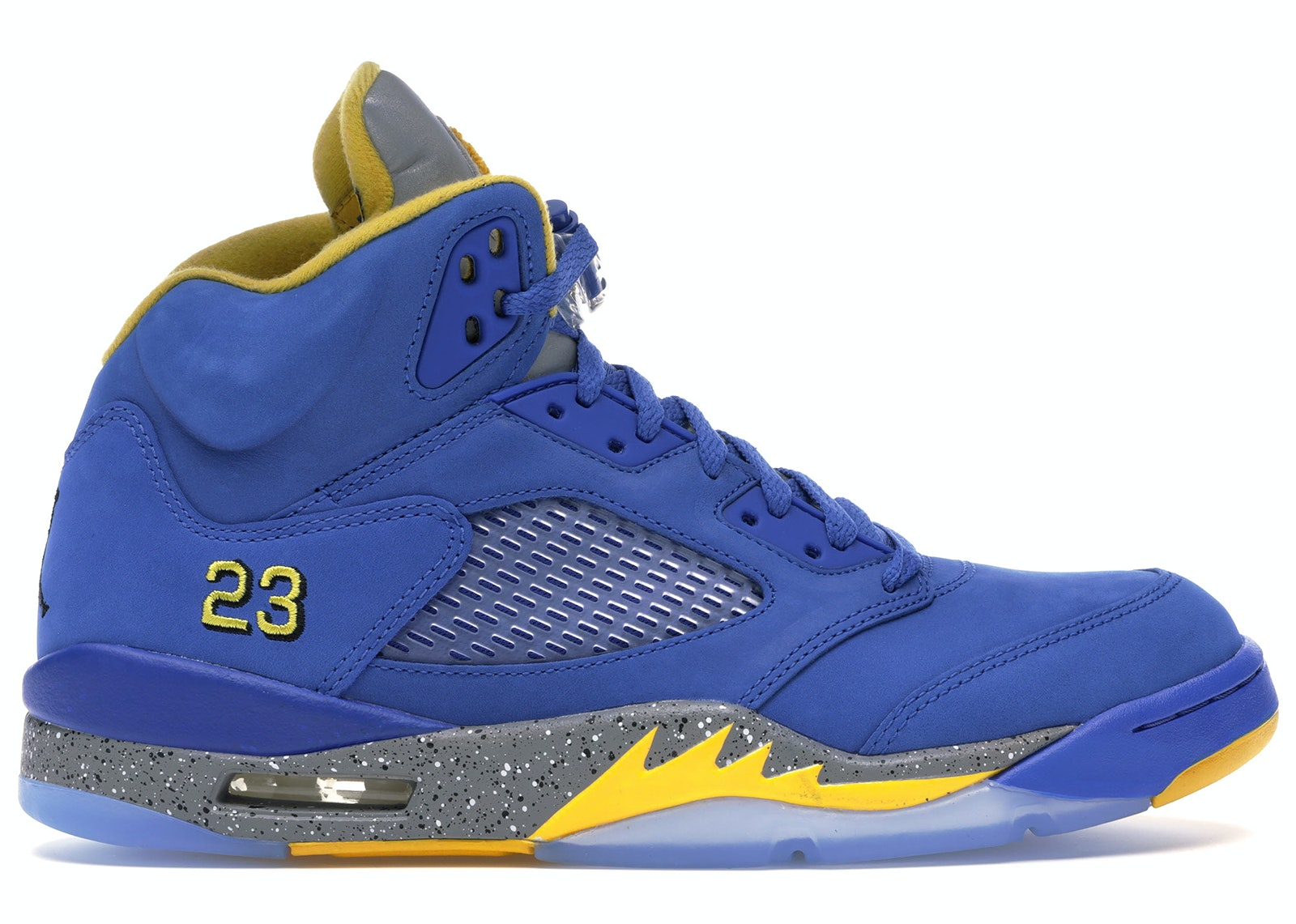 Jordan 5 Retro JSP Laney Varsity Royal