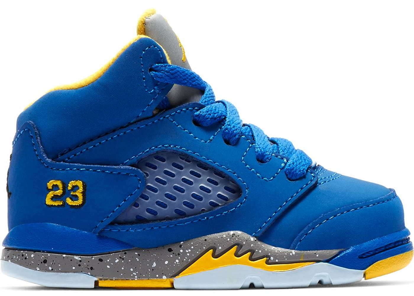 new products 4e9ae b4828 Jordan 5 Retro Laney Varsity Royal (TD)