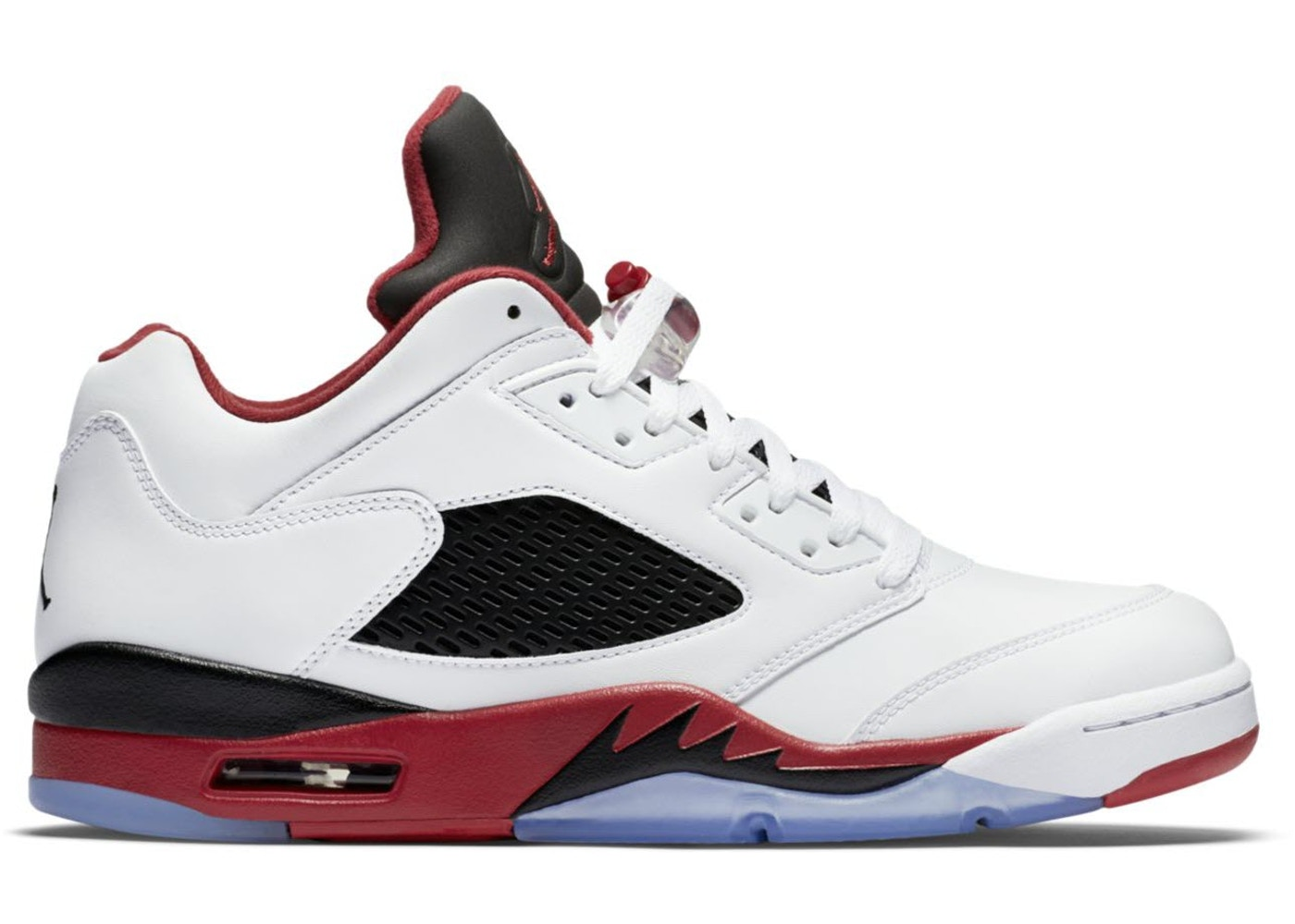 a2f921b0a60e Jordan 5 Retro Low Fire Red - 819171-101
