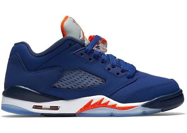 4e09ae57fb53a9 Jordan 5 Retro Low Knicks (GS) - 314338-417