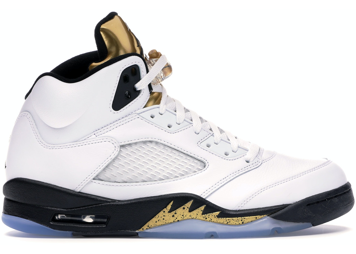 more photos 2232b 94595 Jordan 5 Retro Olympic (2016) - 136027-133